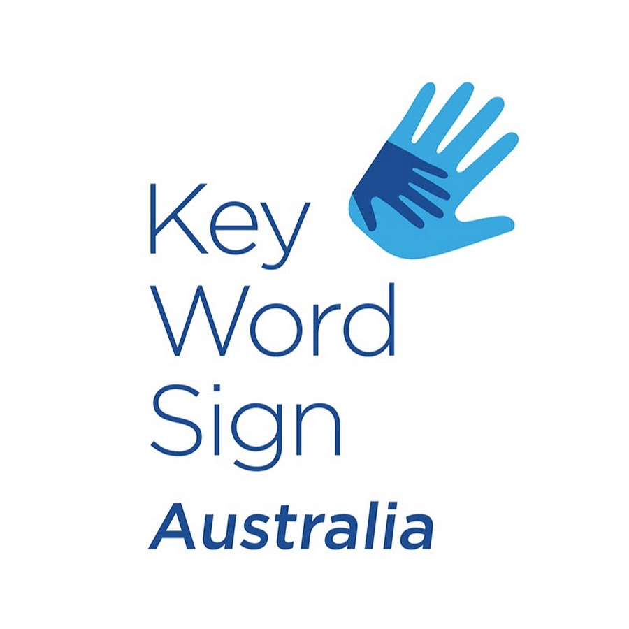 Key Word Sign logo