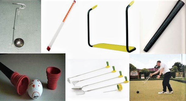collage of various recreational and leisure equipment and devices