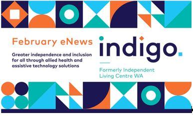 Indigo February eNews Banner